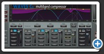 multiband-compressor של חברת WEVES